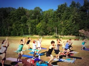 yoga beach MSM
